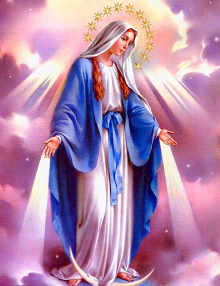 Revelation 12:1 - The Woman Clothed with the Sun.